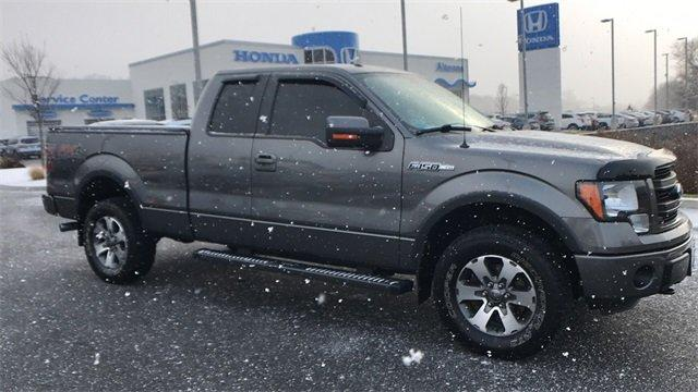 Used 2013 Ford F150 FX4 Altoona, PA 16602