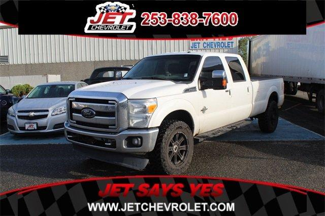 Used 2013 Ford F350 Lariat Federal Way, WA 98063