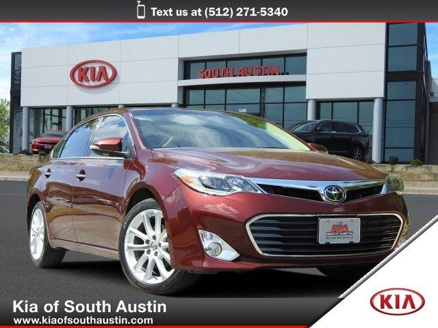 Used 2013 Toyota Avalon Limited AUSTIN, TX 78745
