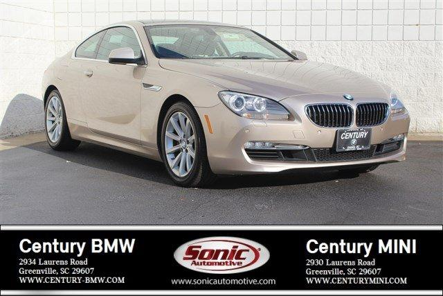 Used 2014 BMW 640i Coupe Greenville, SC 29607