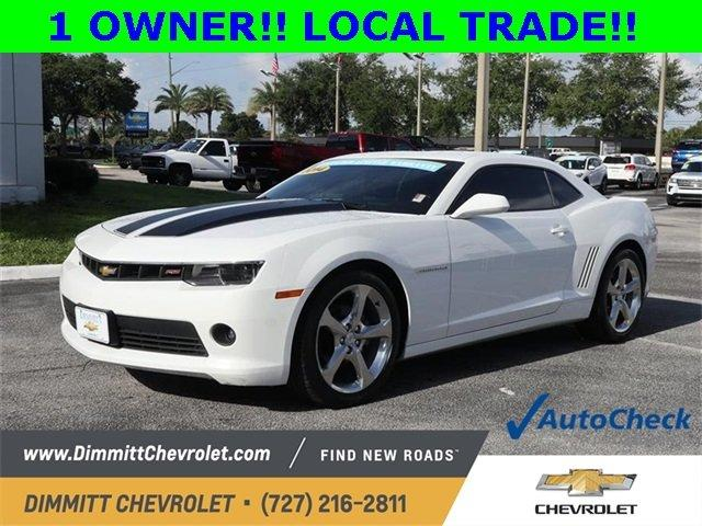 Used 2014 Chevrolet Camaro LT Coupe Clearwater, FL