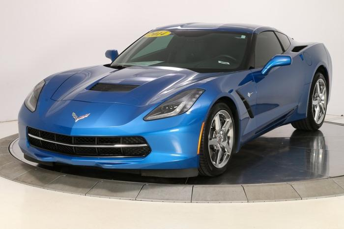 Used 2014 Chevrolet Corvette Stingray Coupe Knoxville,