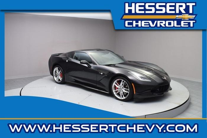 Used 2014 Chevrolet Corvette Stingray Coupe