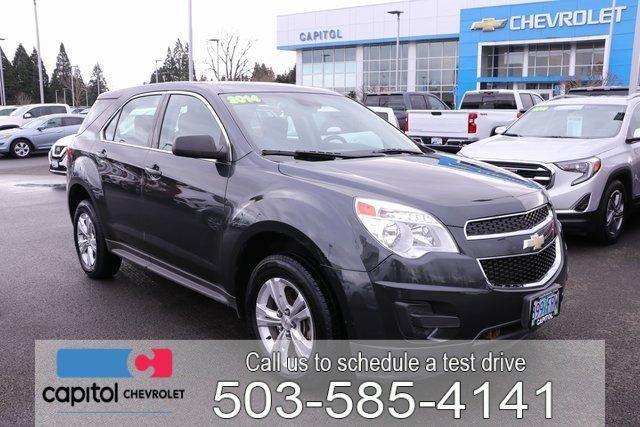 Used 2014 Chevrolet Equinox FWD LS Salem, OR 97301
