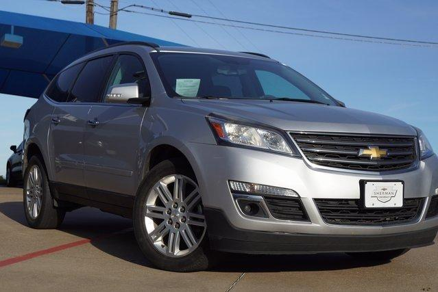 used 2014 chevrolet traverse fwd lt w 1lt sherman, tx 75090 for sale in sherman, texas classified americanlisted.com