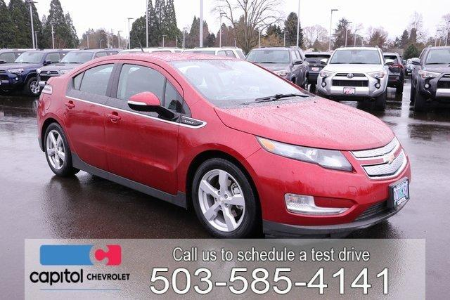 Used 2014 Chevrolet Volt Premium Salem, OR 97301