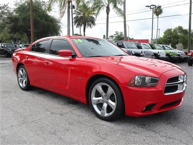 Used 2014 Dodge Charger R/T CLEARWATER, FL 33765