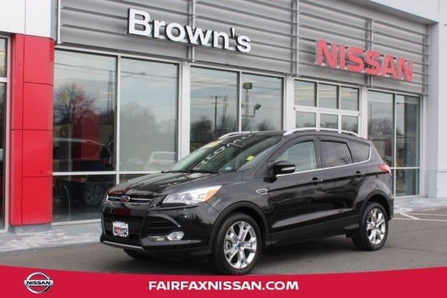 Used 2014 Ford Escape 4WD Titanium FAIRFAX, VA 22030