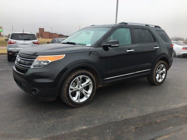 Used 2014 Ford Explorer 4WD Limited STILLWATER, OK