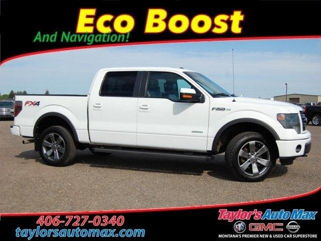 Used 2014 Ford F150 FX4 Great Falls, MT 59405