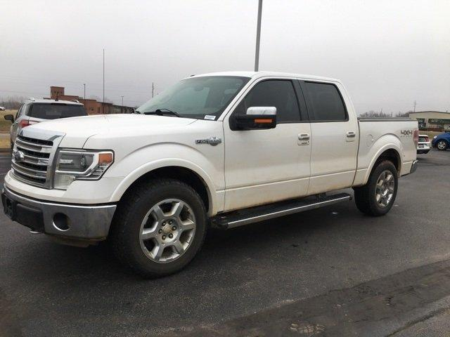 Used 2014 Ford F150 King Ranch STILLWATER, OK 74074