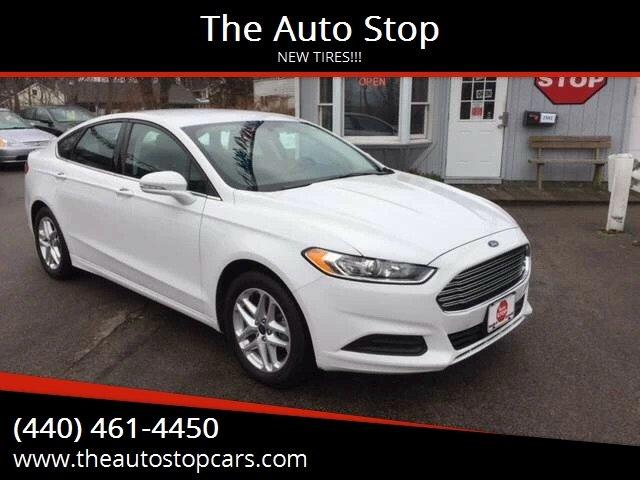 Used 2014 Ford Fusion SE Painesville, OH 44077