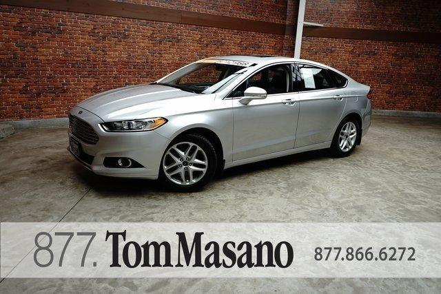 Used 2014 Ford Fusion SE Reading, PA 19611