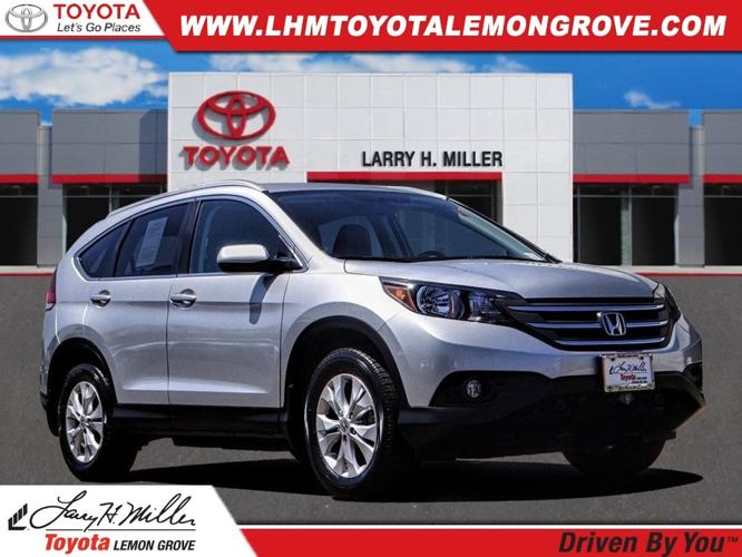 Used 2014 Honda CR-V EX-L LEMON GROVE, CA 91945