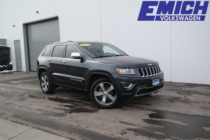 Used 2014 Jeep Grand Cherokee Limited DENVER, CO 80223