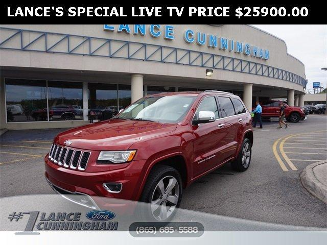 Used 2014 Jeep Grand Cherokee Overland Knoxville, TN