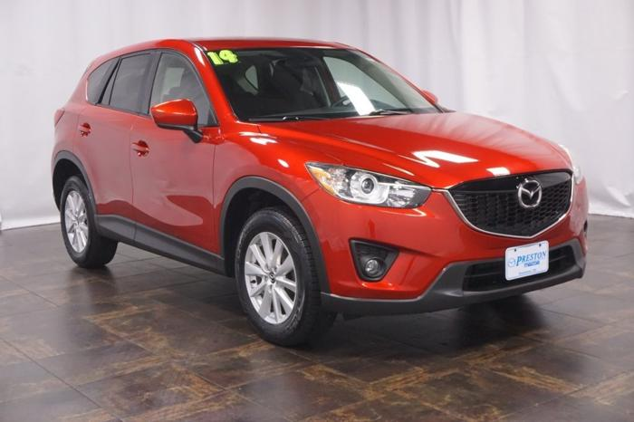 Used 2014 MAZDA CX-5 FWD Touring Boardman, OH 44512