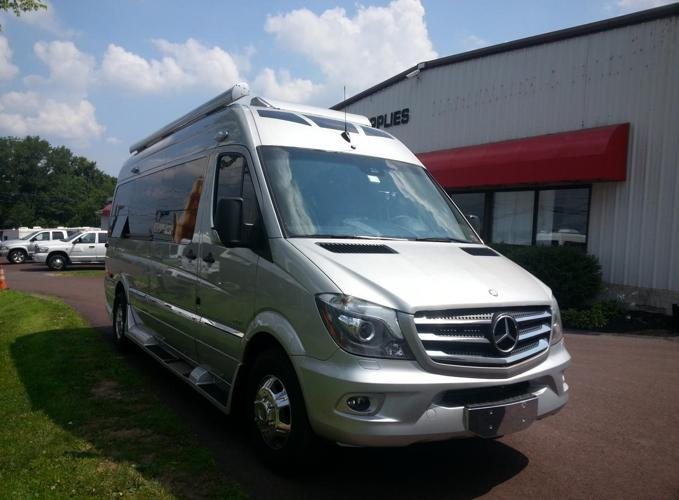 Used 2014 Roadtrek Cs Adventurous Mercedes Diesel Sprinter For Sale Classified Ads For Sale In