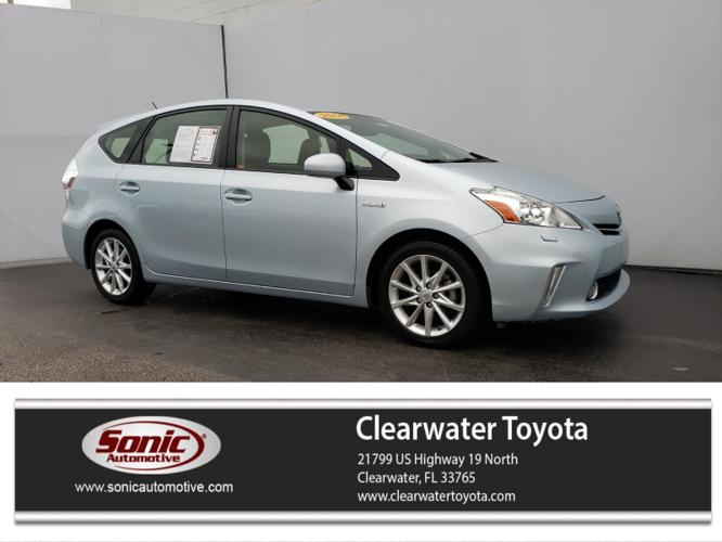 Used 2014 Toyota Prius V Clearwater, FL 33765