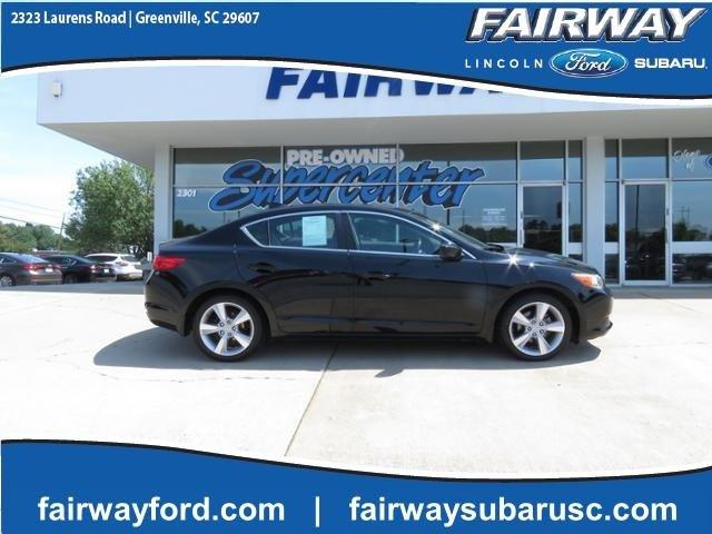 Used 2015 Acura ILX Greenville, SC 29607