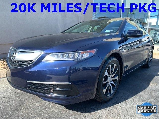 Used 2015 Acura TLX w/ Technology Package Greenville,
