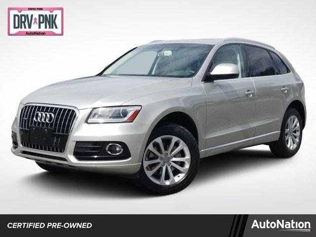 Used 2015 Audi Q5 2.0T Premium Plus Spokane Valley, WA