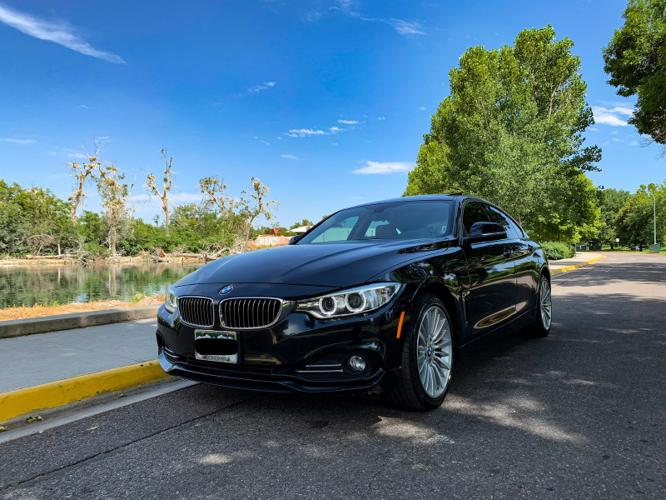 Used 2015 BMW 428i Gran Coupe xDrive Denver, CO 80206