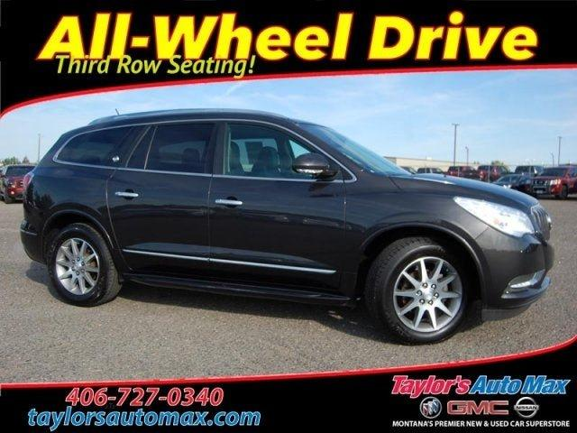 Used 2015 Buick Enclave AWD Leather Great Falls, MT