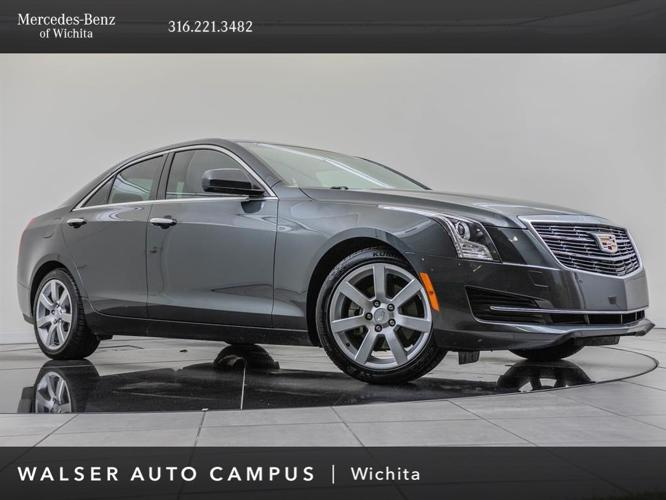 Used 2015 Cadillac ATS Sedan WICHITA, KS 67206
