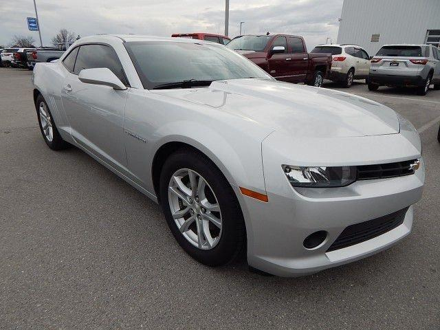 Used 2015 Chevrolet Camaro LS Coupe LAWTON, OK 73505