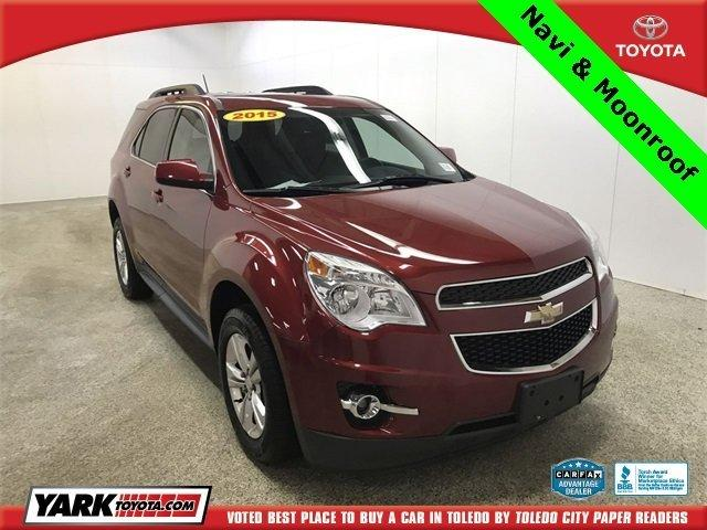 used 2015 chevrolet equinox fwd lt w 2lt maumee, oh 43537 for sale in maumee, ohio classified americanlisted.com