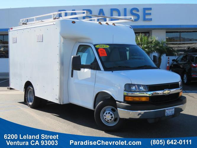 Used 2015 Chevrolet Express 3500 Ventura, CA 93003