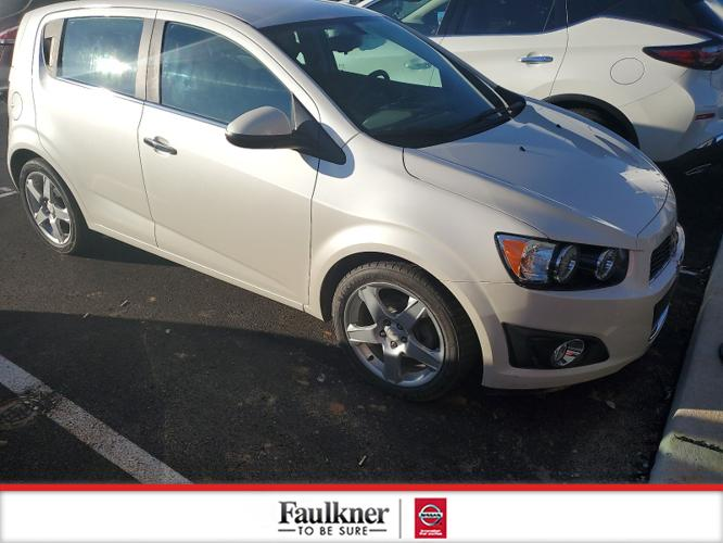 Used 2015 Chevrolet Sonic LTZ Hatchback MECHANICSBURG,