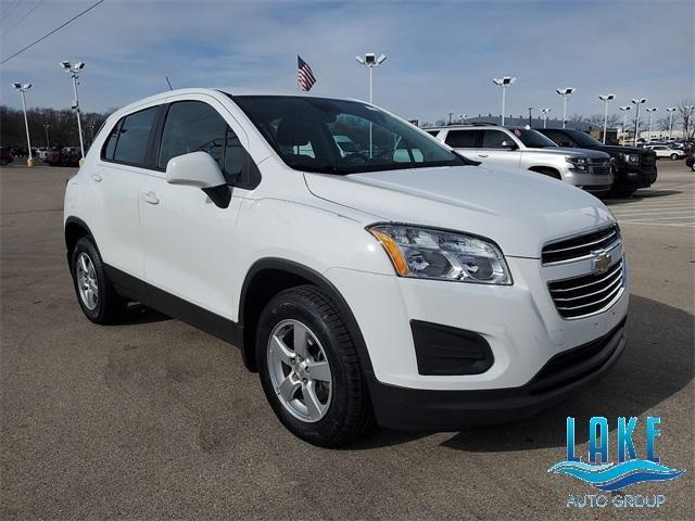 Used 2015 Chevrolet Trax AWD LS w/ 1LS Milwaukee, WI