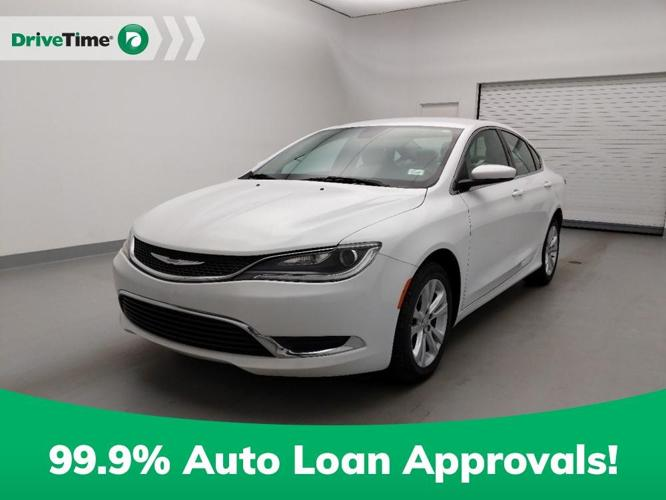 Used 2015 Chrysler 200 Limited Greenville, SC 29607