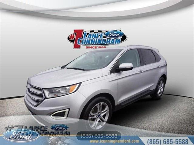 Used 2015 Ford Edge AWD Titanium Knoxville, TN 37912