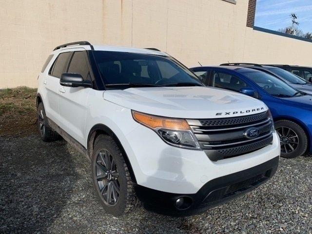 Used 2015 Ford Explorer 4WD XLT Greensburg, PA 15601