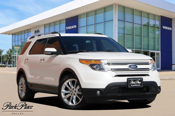 Used 2015 Ford Explorer FWD Limited Dallas, TX 75209