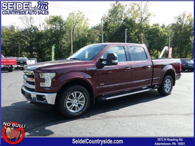 Used 2015 Ford F150 Lariat ADAMSTOWN, PA 19501