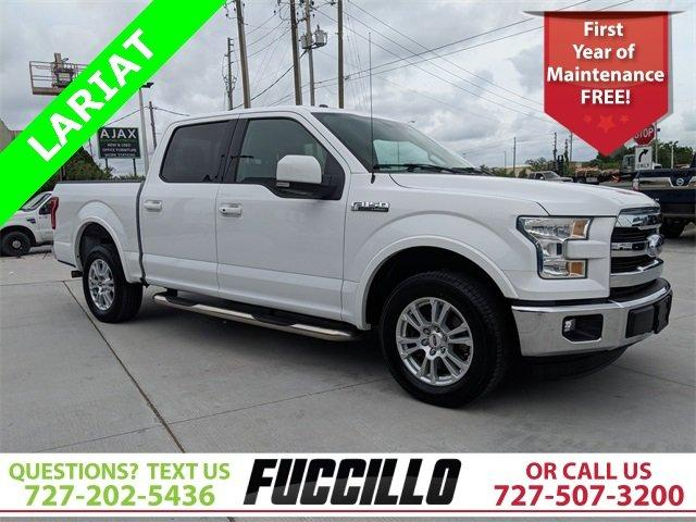Used 2015 Ford F150 Lariat CLEARWATER, FL 33764