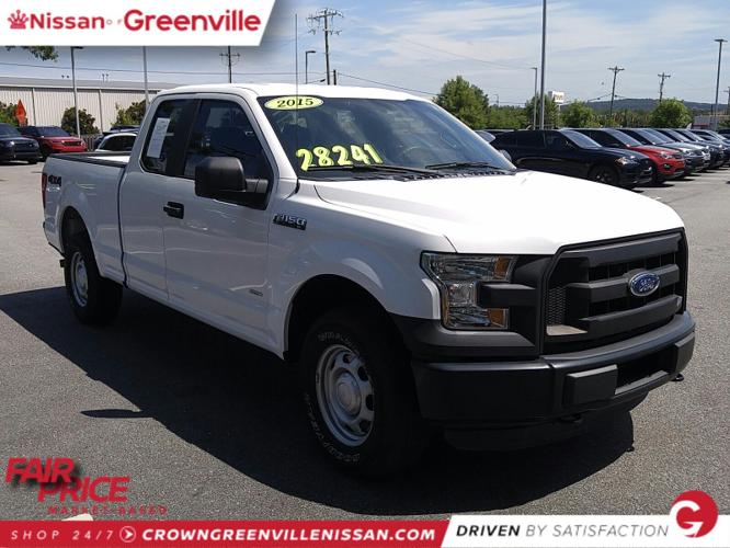 Used 2015 Ford F150 XL Greenville, SC 29607