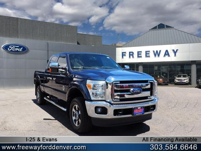 Used 2015 Ford F350 Lariat Denver, CO 80222
