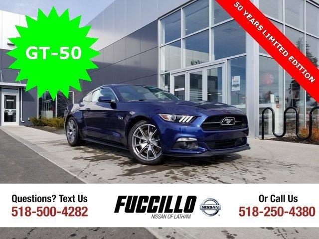 Used 2015 Ford Mustang 50 Years Coupe CLEARWATER, FL
