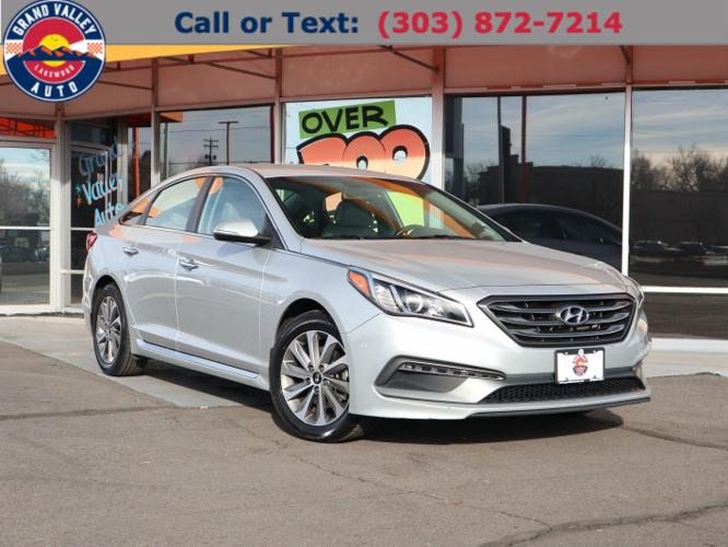 Used 2015 Hyundai Sonata Sport Lakewood, CO 80214