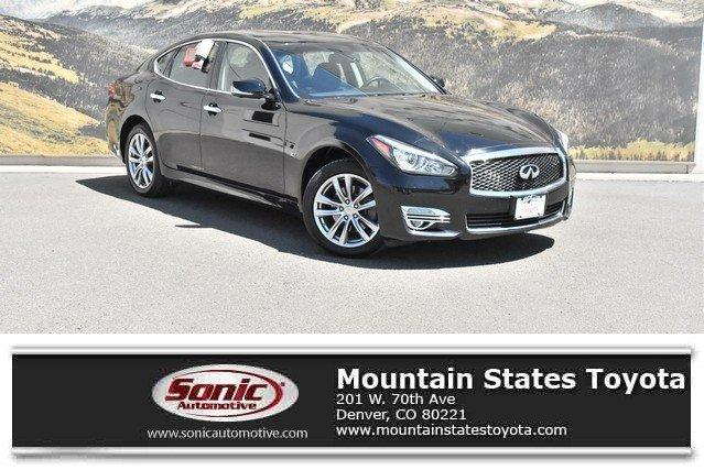Used 2015 INFINITI Q70 3.7 AWD Denver, CO 80221