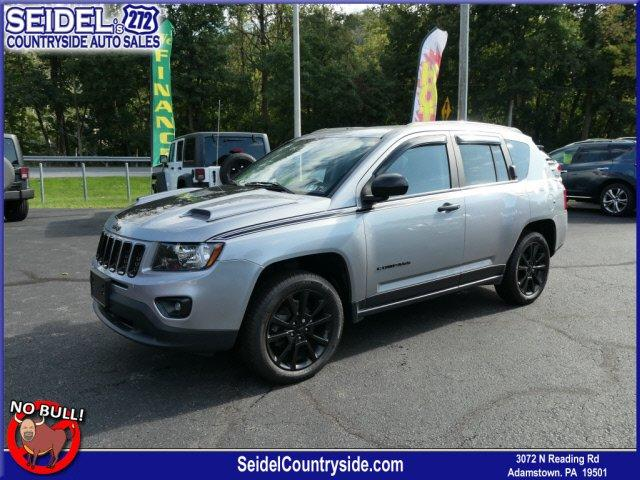 Used 2015 Jeep Compass FWD Sport ADAMSTOWN, PA 19501