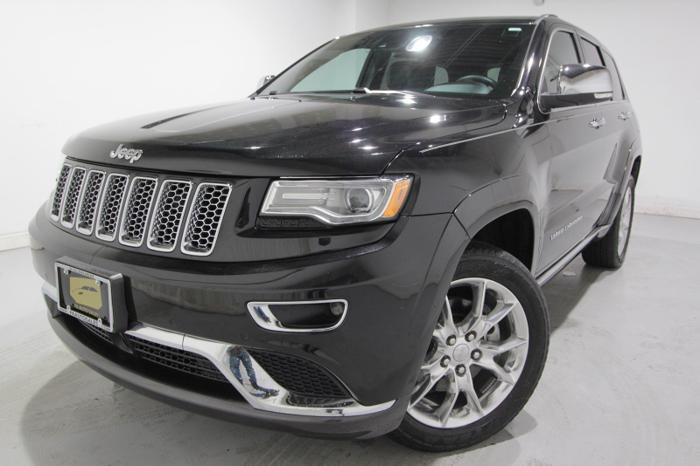 Used 2015 Jeep Grand Cherokee 4WD Summit PHILADELPHIA,