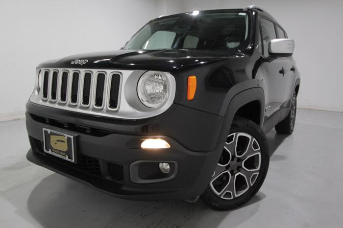 Used 2015 Jeep Renegade 4WD Limited PHILADELPHIA, PA