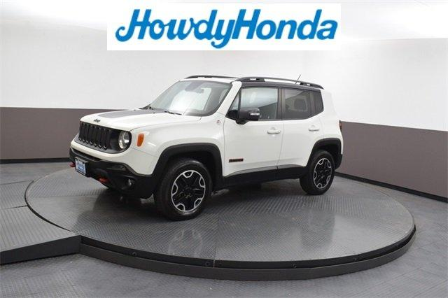 Used 2015 Jeep Renegade 4WD Trailhawk AUSTIN, TX 78741