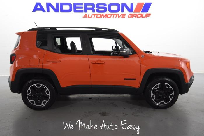 Used 2015 Jeep Renegade 4WD Trailhawk ROCKFORD, IL